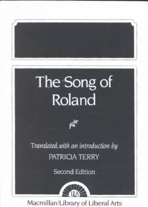 a literary analysis of the song of roland Quizlet provides roland literature activities, flashcards and games start learning today for free.