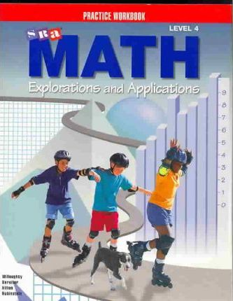 Math Explorations and Applications: Practice Workbook, Grade 4
