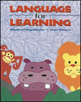 Language for Learning, Activity Blackline Masters : McGraw