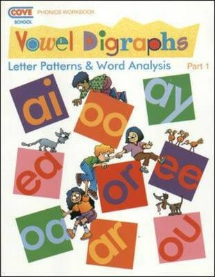 COVE Reading with Phonics - Vowel Digraphs - Part 1 - Workbook