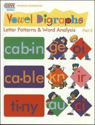 COVE Reading with Phonics - Vowel Digraphs - Part 2 - Workbook
