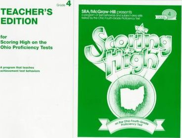 Teacher's Edition for Scoring High on the Ohio Proficiency Tests