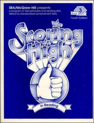 Scoring High Reading 4th Edition Grade 3 Student Edition