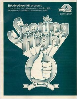 Scoring High Reading Grade 5 Student Edition