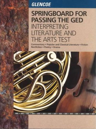 Springbd Pass. Ged Int. Lit & Arts