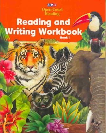 Open Court Reading - Reading & Writing Workbook Level 1 Book 1