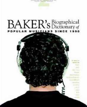 Baker's Biographical Dictionary of Popular Musicians Since 1900