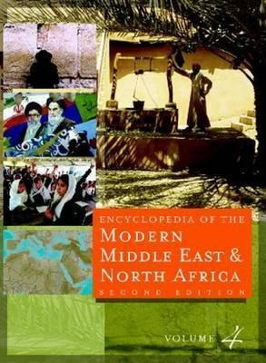 Encyclopedia of Modern Middle East and North America