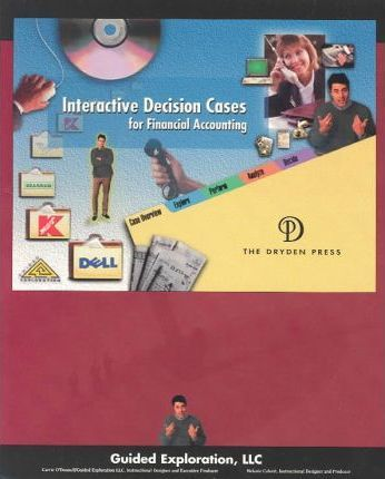 Interactive Decision Cases for Financial Accounting Cd-Rom