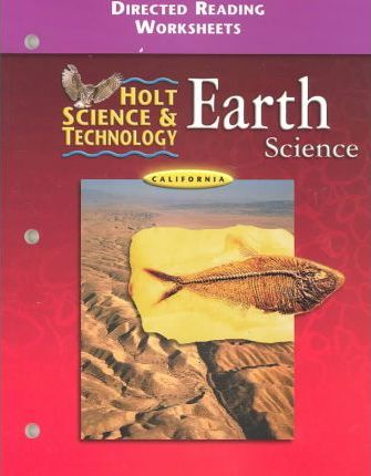Holt Science and Technology Earth Science