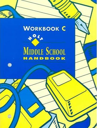 Holt Middle School Handbook