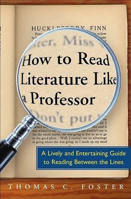 how to read literature like a professor for kids