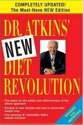 Dr Atkins' New Diet Revolution – Robert Atkins