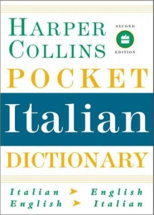 HarperCollins Pocket Italian Dictionary, 2nd Edition