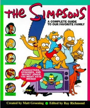Simpsons GT Fav Family