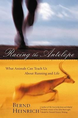 Racing the Antelope  What Animals Can Teach Us about Running and Life