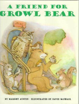 A Friend for Growl Bear