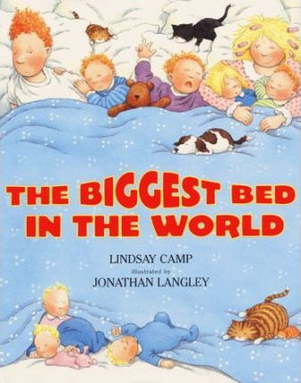 The Biggest Bed in the World
