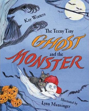 The Teeny Tiny Ghost and the Monster