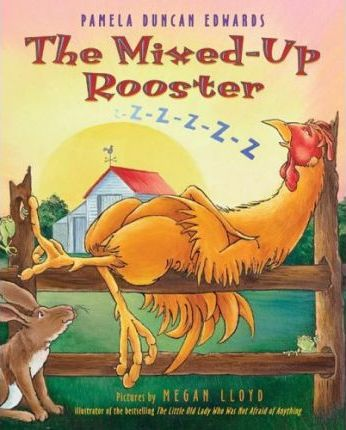 Mixed Up Rooster