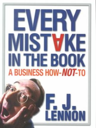 Every Mistake in the Book
