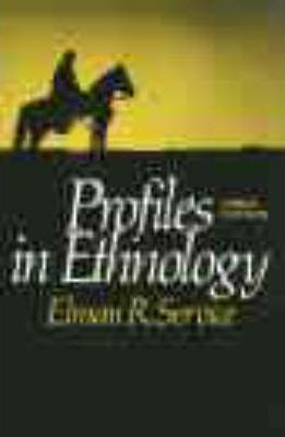Profiles in Ethnology Pb