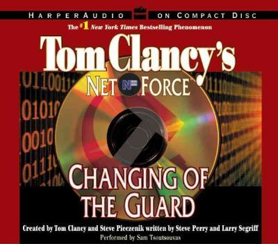 Tom Clancy's Net Force #8: Changing of the Guard CD