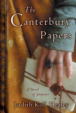 The Canterbury Papers (was entitled Lost Letters of Aquitaine)