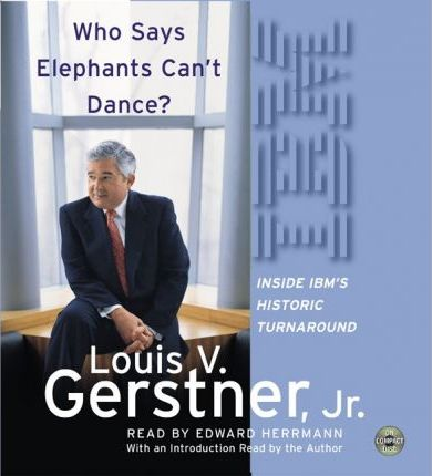Who Says Elephants Can't Dance? CD