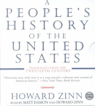 an analysis of howard zinns a peoples history of the united states Zinn's a people's history of the united states: the oppressed dr howard zinn's a people's history of the united states might be better titled a proletarian's history of the united states.