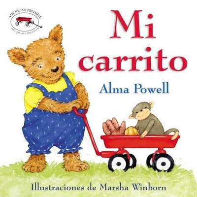 My Little Wagon (Spanish Edition)