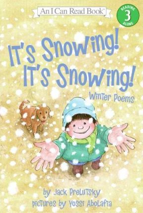 I Can Read Its Snowing Its SNO