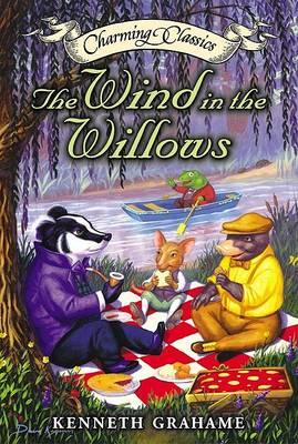 The Wind in the Willows Book and Charm