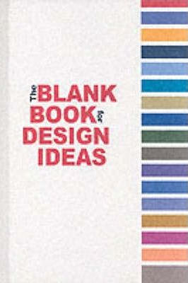 Blank Book of Design Ideas
