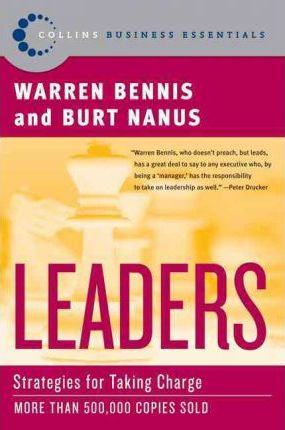 Leaders: Strategies for Taking Charge