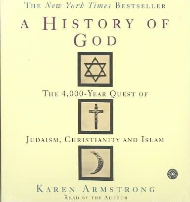 The History of God CD