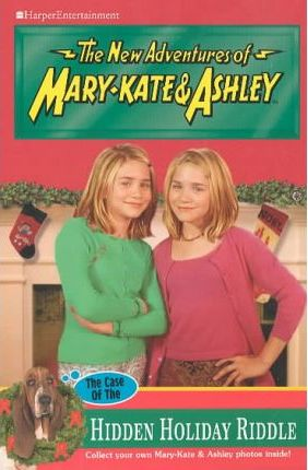 New Adventures of Mary-Kate & Ashley #44: The Case of the Hidden Holiday Riddle