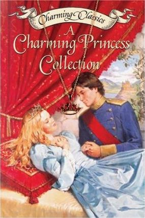 A Charming Princess Collection Book and Charm
