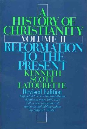 A History of Christianity Volume II