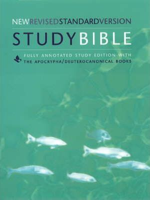 New Revised Standard Version Bible: New Revised Standard Version Study Bible with Apocryphal/Deuterocanonical Books