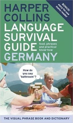 HarperCollins Language Survival Guide: Germany