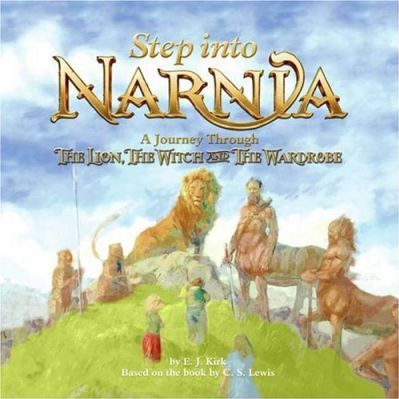 Step Into Narnia