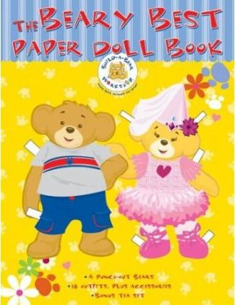 The Beary Best Paper Doll Book