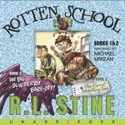 The Rotten School: Bk.s 1 & 2
