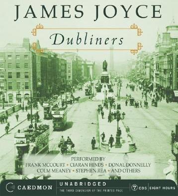 Dubliners Unabridged Cover Image