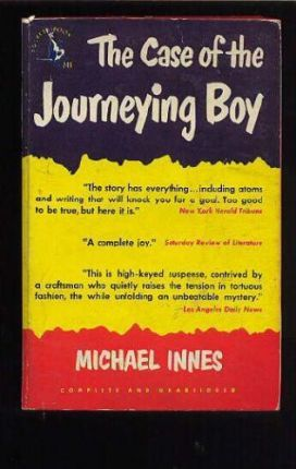 Case of the Journeying Boy