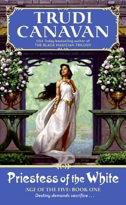 Priestess of the White Cover Image