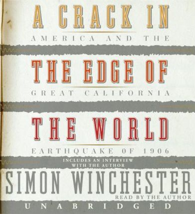 A Crack in the Edge of the World CD