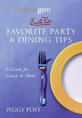 Collins Gem Emily Post's Favourite Party And Dining Tips