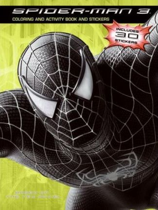 Spider-Man 3: Coloring and Activity Book and Stickers